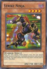 Strike Ninja - Blue - DL13-EN005 - Rare - Unlimited Edition