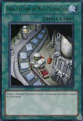 Dark Factory of Mass Production - Green - DL13-EN015 - Rare - Unlimited Edition on Channel Fireball