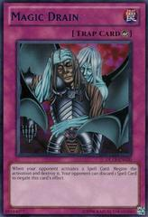 Magic Drain - Blue - DL13-EN020 - Rare - Unlimited Edition