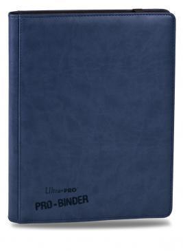 Ultra Pro Premium 9-Pocket Pro-Binder - Blue