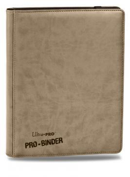 Ultra Pro Premium 9-Pocket White PRO-Binder
