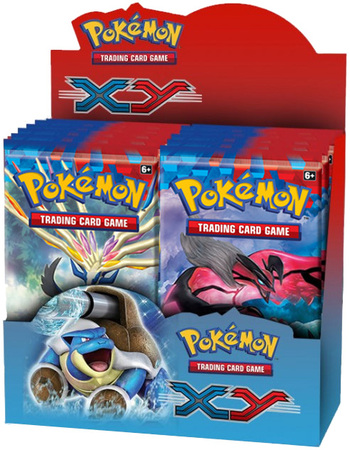 Pokemon XY1 XY Base Set Booster Box