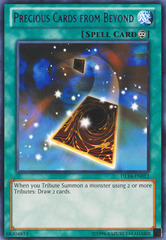 Precious Cards from Beyond - Purple - DL14-EN012 - Rare - Unlimited Edition