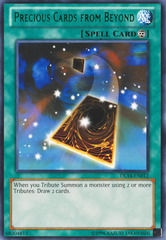 Precious Cards from Beyond - Green - DL14-EN012 - Rare - Unlimited Edition